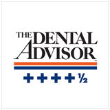 Dental Advisor 4.5 stars