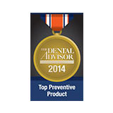 The Dental Advisor 2014 Top Preventive Product